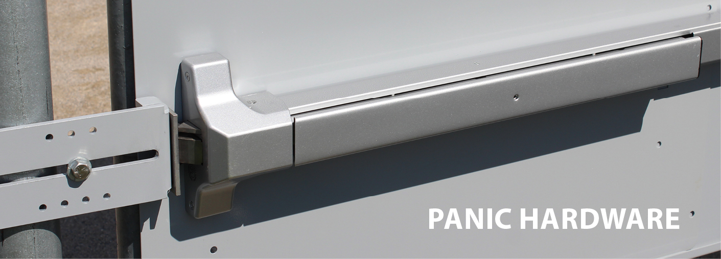 Panic Hardware-Push Bars and Safety/Security Kits