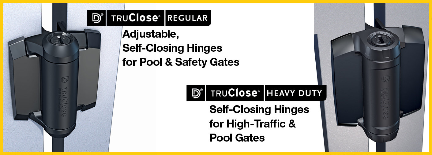 TruClose Self Closing Hinges